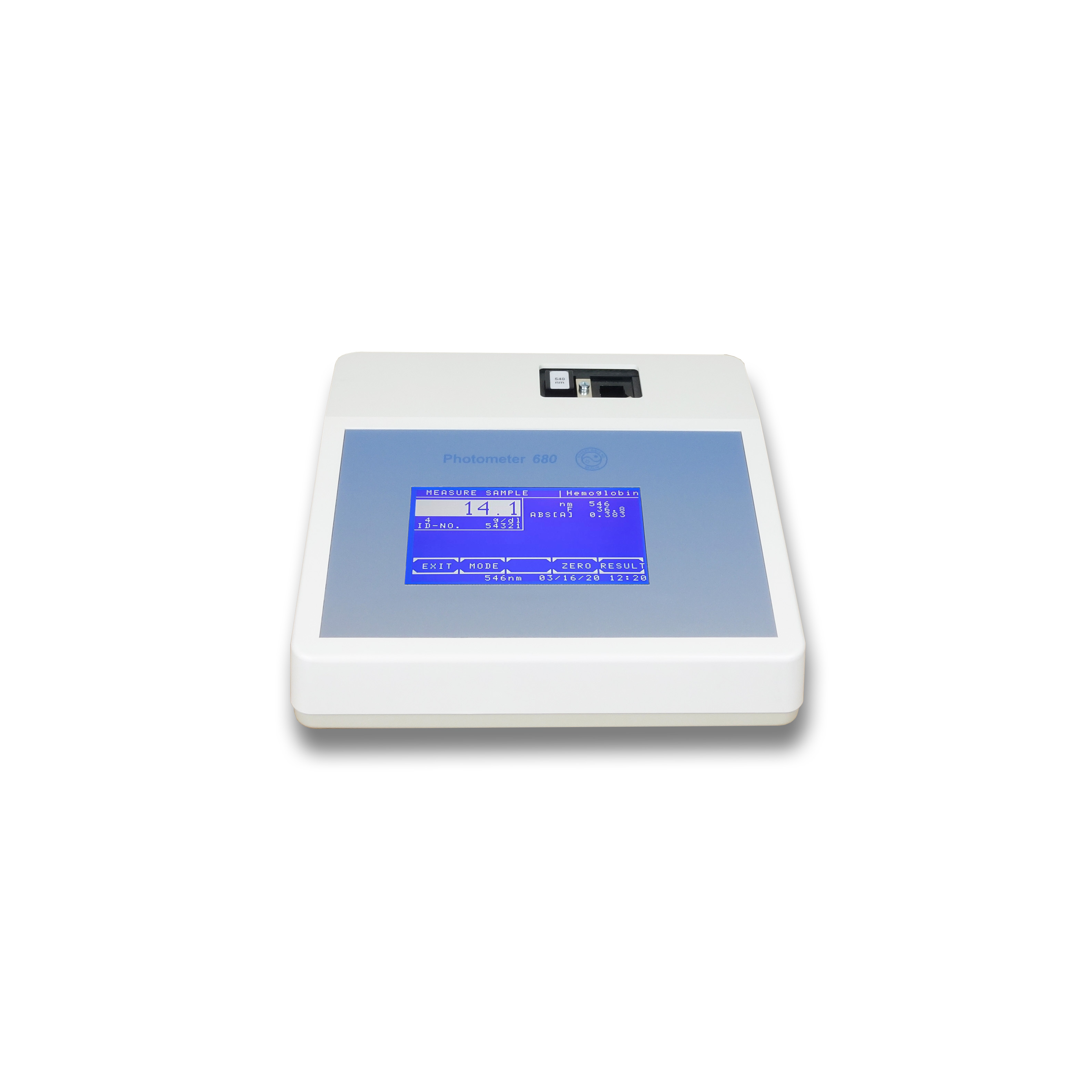 Photometer 680 with discrete filters