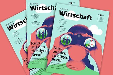 Article in the Berliner Wirtschaft